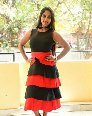 Meghana Chowdary - Hello Medam Telugu Movie Press Meet Photos   Picture 1722202