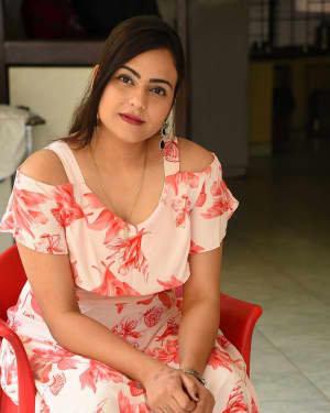 Priyansha Dubey - Hello Medam Telugu Movie Press Meet Photos | Picture 1722189