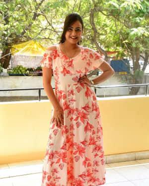 Priyansha Dubey - Hello Medam Telugu Movie Press Meet Photos | Picture 1722179