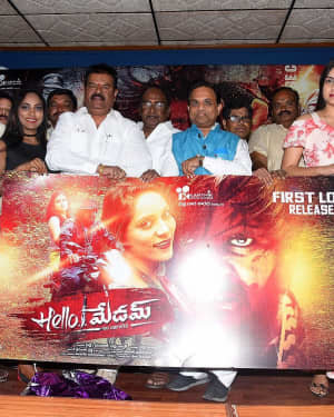 Hello Medam Telugu Movie Press Meet Photos