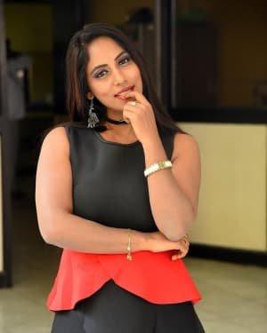 Meghana Chowdary - Hello Medam Telugu Movie Press Meet Photos