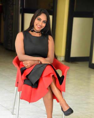Meghana Chowdary - Hello Medam Telugu Movie Press Meet Photos   Picture 1722221