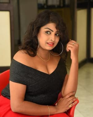 Sridevi Padindala - Hello Medam Telugu Movie Press Meet Photos | Picture 1722156