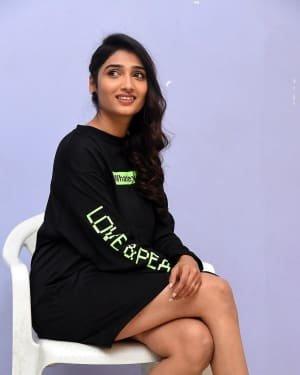 Priya Vadlamani - College Kumar Movie Trailer Launch Photos | Picture 1722289