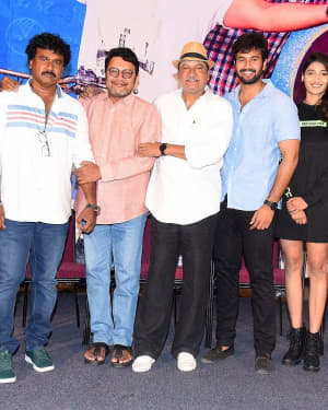 College Kumar Movie Trailer Launch Photos | Picture 1722335