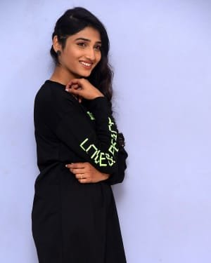 Priya Vadlamani - College Kumar Movie Trailer Launch Photos | Picture 1722276