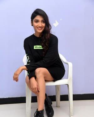 Priya Vadlamani - College Kumar Movie Trailer Launch Photos | Picture 1722283