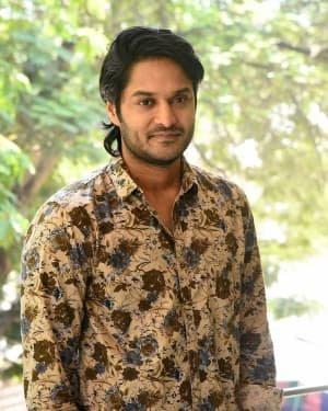 Aberaam Varma At Raahu Movie Interview Photos | Picture 1722629