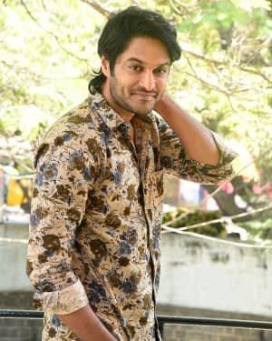 Aberaam Varma At Raahu Movie Interview Photos | Picture 1722650