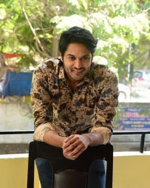 Aberaam Varma At Raahu Movie Interview Photos | Picture 1722652