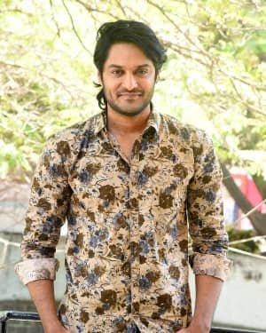 Aberaam Varma At Raahu Movie Interview Photos | Picture 1722648