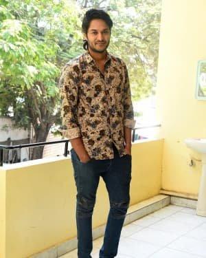 Aberaam Varma At Raahu Movie Interview Photos | Picture 1722627