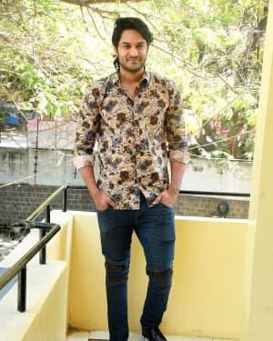 Aberaam Varma At Raahu Movie Interview Photos | Picture 1722646