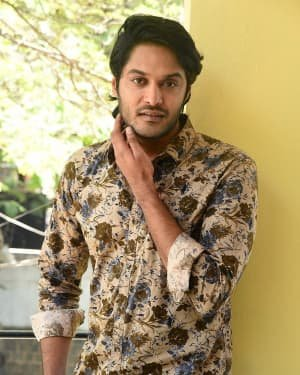 Aberaam Varma At Raahu Movie Interview Photos | Picture 1722637