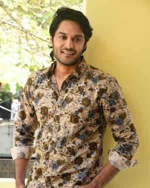 Aberaam Varma At Raahu Movie Interview Photos | Picture 1722639