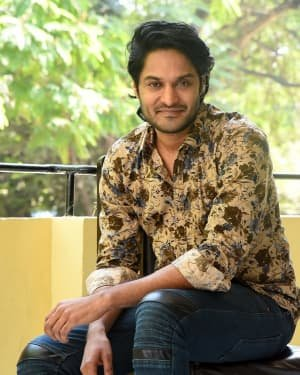 Aberaam Varma At Raahu Movie Interview Photos | Picture 1722662