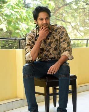 Aberaam Varma At Raahu Movie Interview Photos | Picture 1722656