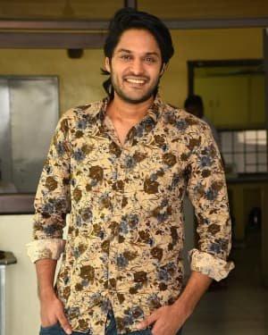 Aberaam Varma At Raahu Movie Interview Photos | Picture 1722673