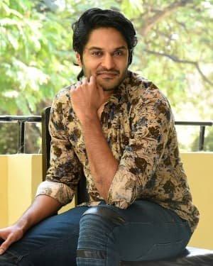 Aberaam Varma At Raahu Movie Interview Photos | Picture 1722663