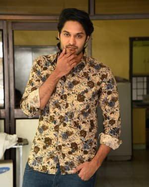 Aberaam Varma At Raahu Movie Interview Photos | Picture 1722671