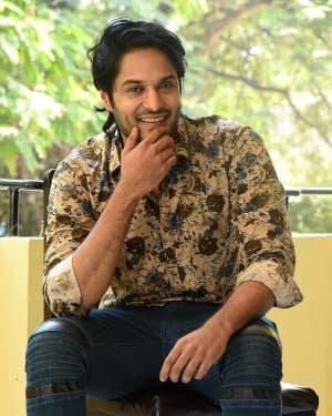 Aberaam Varma At Raahu Movie Interview Photos | Picture 1722658