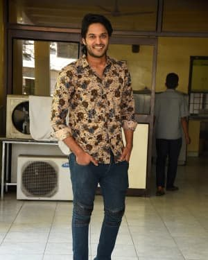 Aberaam Varma At Raahu Movie Interview Photos | Picture 1722667
