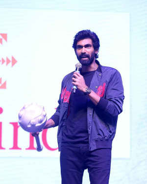 Rana Daggubati - Hit Telugu Movie Pre Release Event Photos | Picture 1722635