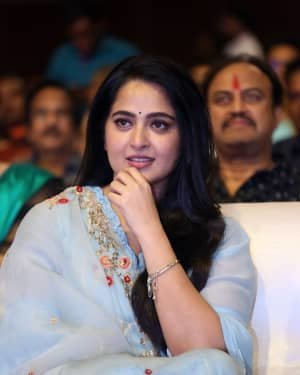 Anushka Shetty - Hit Telugu Movie Pre Release Event Photos