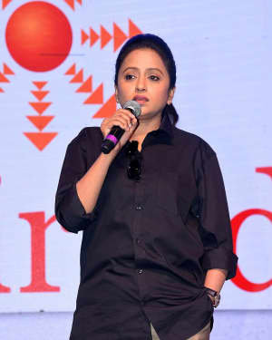 Suma Kanakala - Hit Telugu Movie Pre Release Event Photos