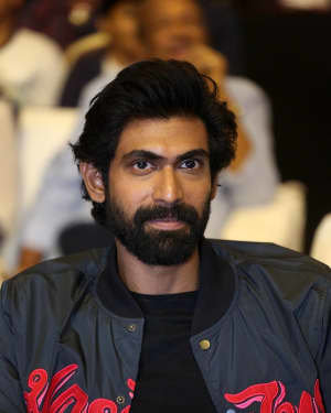 Rana Daggubati - Hit Telugu Movie Pre Release Event Photos