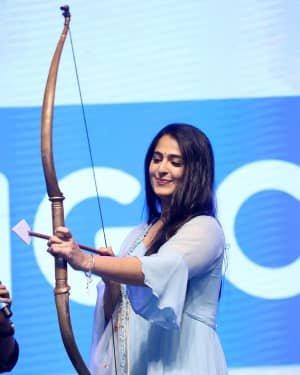 Anushka Shetty - Hit Telugu Movie Pre Release Event Photos | Picture 1722619