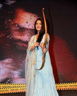 Anushka Shetty - Hit Telugu Movie Pre Release Event Photos | Picture 1722716