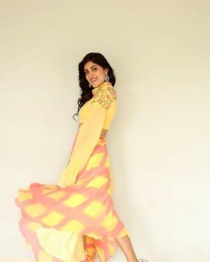 Dhanya Balakrishna - Anukunnadi Okati Ayindi Okkati Movie Press Meet Photos | Picture 1722865
