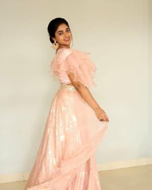 Siddhi Idnani - Anukunnadi Okati Ayindi Okkati Movie Press Meet Photos   Picture 1722811