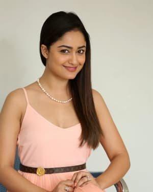 Tridha Choudhury - Anukunnadi Okati Ayindi Okkati Movie Press Meet Photos   Picture 1722892