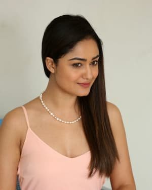 Tridha Choudhury - Anukunnadi Okati Ayindi Okkati Movie Press Meet Photos   Picture 1722893