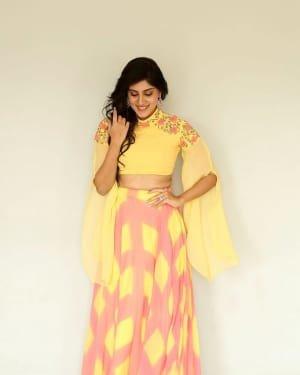 Dhanya Balakrishna - Anukunnadi Okati Ayindi Okkati Movie Press Meet Photos | Picture 1722869