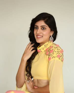 Dhanya Balakrishna - Anukunnadi Okati Ayindi Okkati Movie Press Meet Photos | Picture 1722853