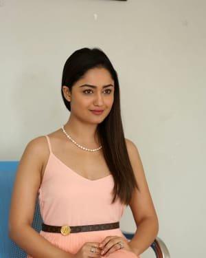 Tridha Choudhury - Anukunnadi Okati Ayindi Okkati Movie Press Meet Photos   Picture 1722890