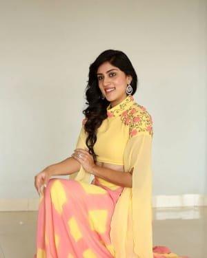 Dhanya Balakrishna - Anukunnadi Okati Ayindi Okkati Movie Press Meet Photos | Picture 1722852