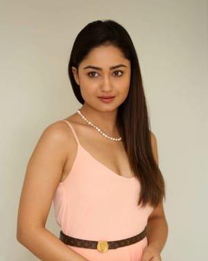 Tridha Choudhury - Anukunnadi Okati Ayindi Okkati Movie Press Meet Photos   Picture 1722883