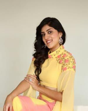 Dhanya Balakrishna - Anukunnadi Okati Ayindi Okkati Movie Press Meet Photos | Picture 1722851