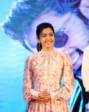 Rashmika Mandanna - Bheeshma Movie Success Meet Photos | Picture 1723064
