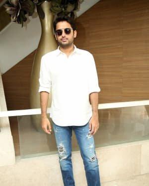 Nitin - Bheeshma Movie Success Meet Photos | Picture 1723036