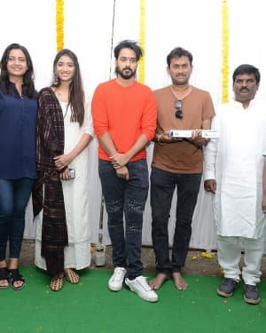 Sumanth Ashwin New Movie Opening Photos