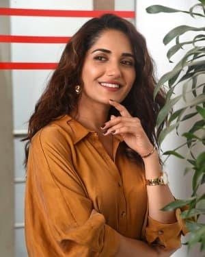 Ruhani Sharma - Hit Telugu Movie Pre Release Event Photos | Picture 1723553