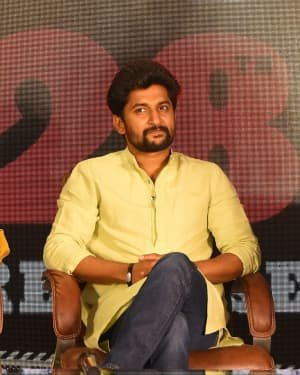Nani - Hit Telugu Movie Pre Release Event Photos