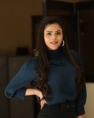 Kriti Garg - O Pitta Katha Movie Press Meet Photos | Picture 1723438