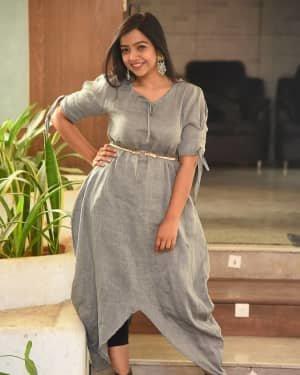 Nithya Shetty - O Pitta Katha Movie Press Meet Photos | Picture 1723590