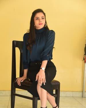 Kriti Garg - O Pitta Katha Movie Press Meet Photos | Picture 1723562